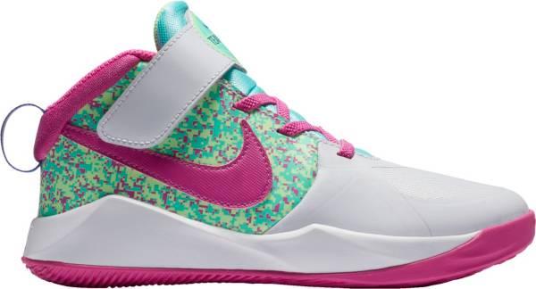 Nike Kids' Preschool Hustle D 9 Basketball Shoes product image