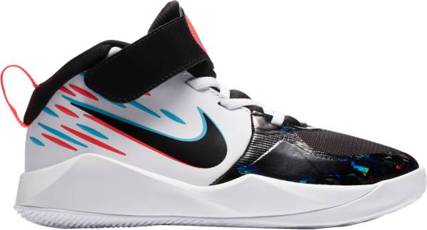 Nike Kids' Preschool Team Hustle D 9 Light Basketball Shoes product image