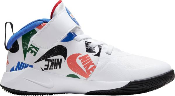 Nike Kids' Preschool Team Hustle D 9 Basketball Shoes product image