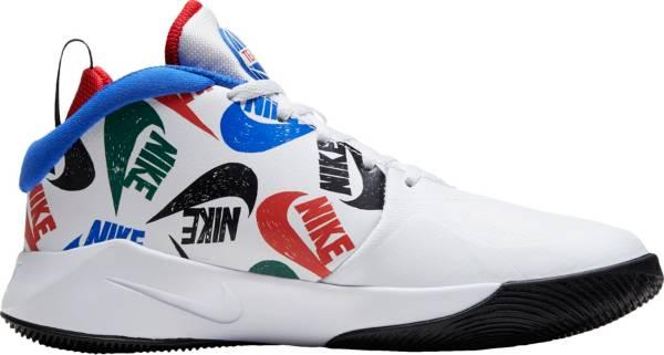 Nike Kids' Grade School Team Hustle D 9 Basketball Shoes product image