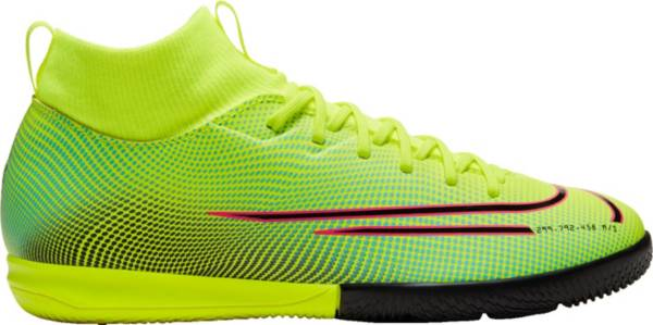 Nike Kids' Mercurial Superfly 7 Academy MDS Indoor Soccer Shoes product image