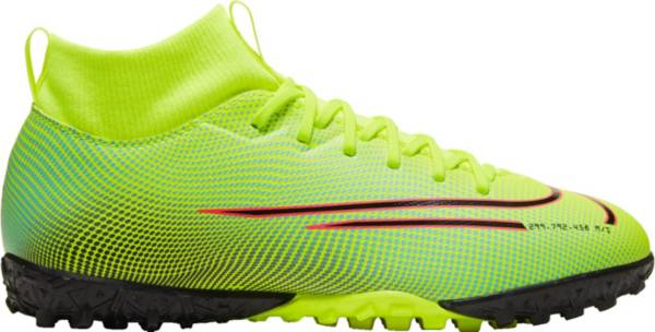 Nike Kids' Mercurial Superfly 7 Academy MDS Turf Soccer Cleats product image