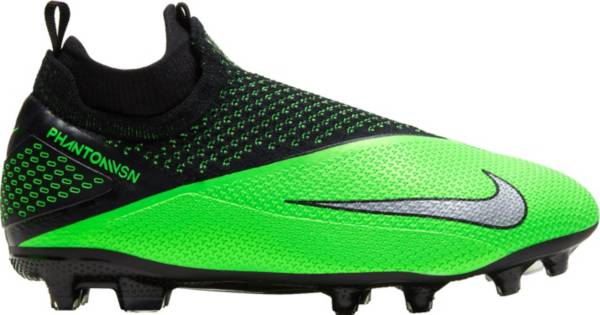 Nike Kids' Phantom Vision 2 Elite Dynamic Fit FG Soccer Cleats product image