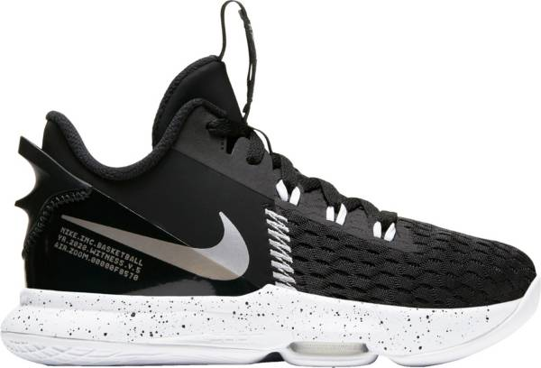Nike Kids' Grade School LeBron Witness 5 Basketball Shoes product image
