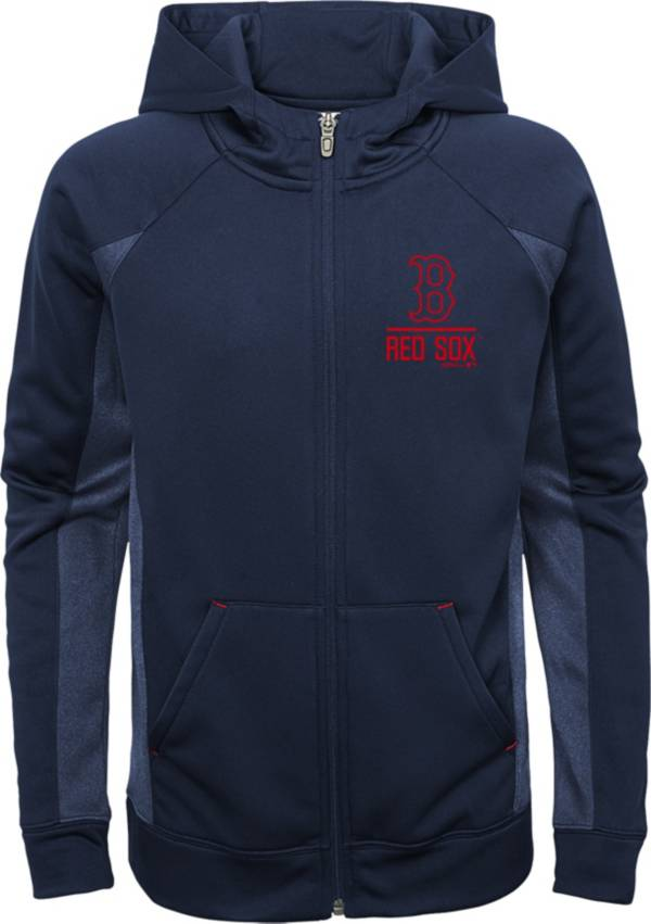 Gen2 Youth Boston Red Sox Navy No Glory Long Sleeve Full-Zip Jacket product image