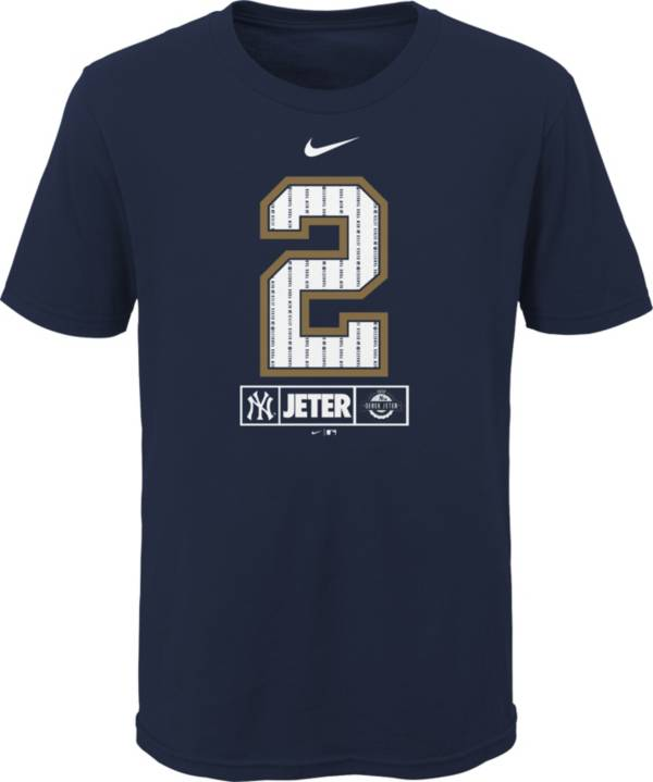 Nike Youth New York Yankees Derek Jeter Forever Navy T-Shirt product image