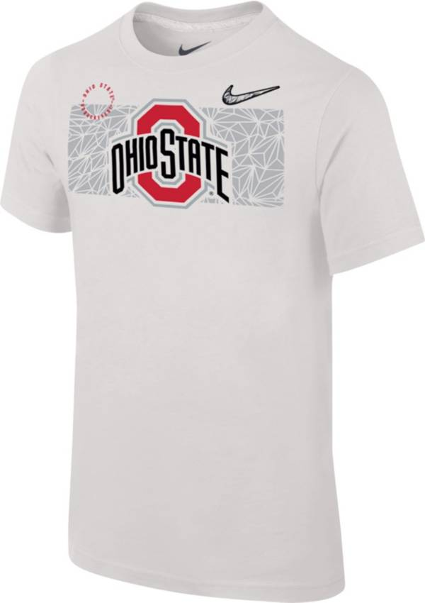 Nike Youth Ohio State Buckeyes 2020-21 Playoff Semifinal Bound Media Night T-Shirt product image