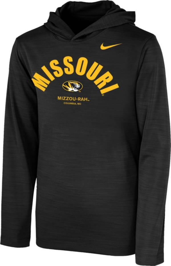 Nike Youth Missouri Tigers Black Pullover Hoodie product image
