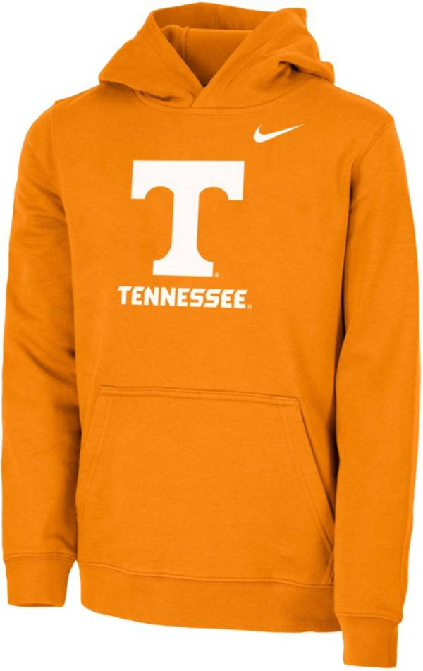 Nike Youth Tennessee Volunteers Club Fleece Pullover White Hoodie product image