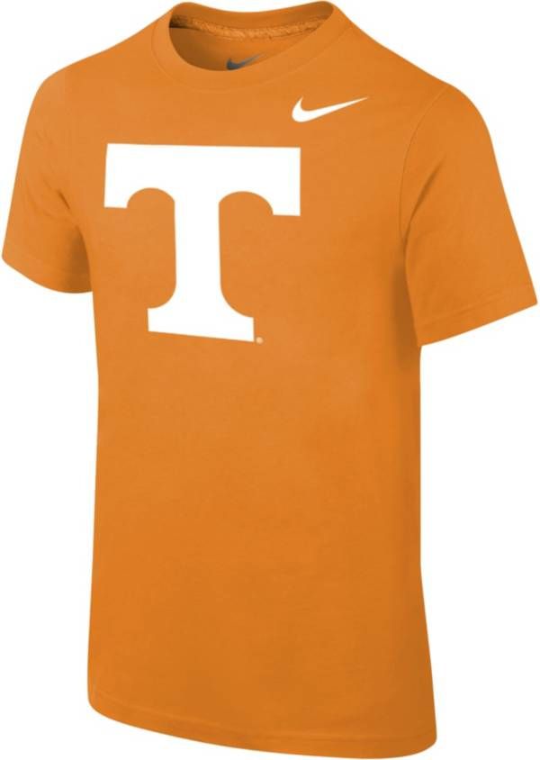 Nike Youth Tennessee Volunteers Tennesse Orange Core Cotton T-Shirt product image
