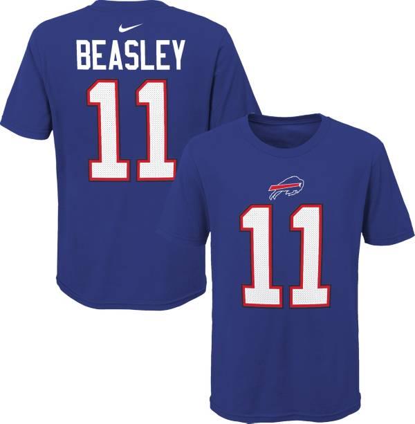 Nike Youth Buffalo Bills Cole Beasley #11 Royal T-Shirt