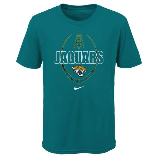 Nike Youth Jacksonville Jaguars Icon T-Shirt product image