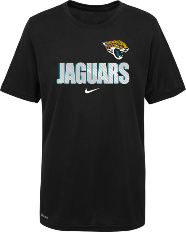 Nike Youth Jacksonville Jaguars Legend Black T-Shirt product image
