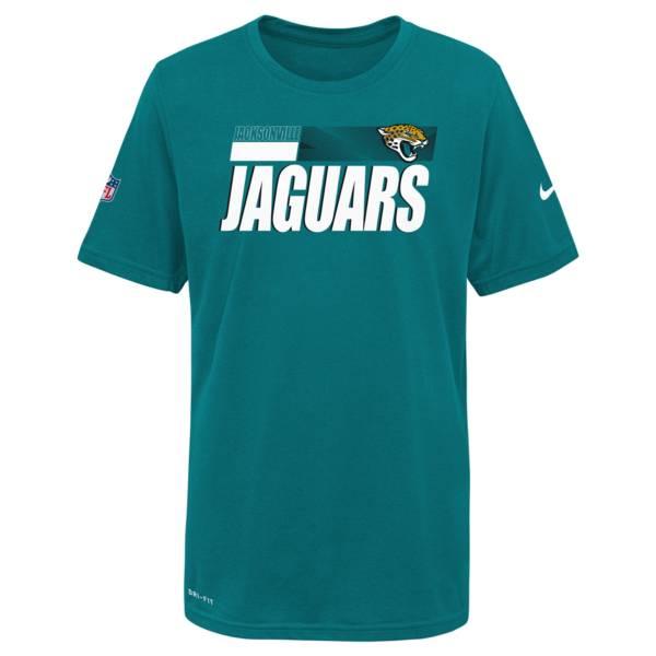 Nike Youth Jacksonville Jaguars Blustery Legend T-Shirt product image