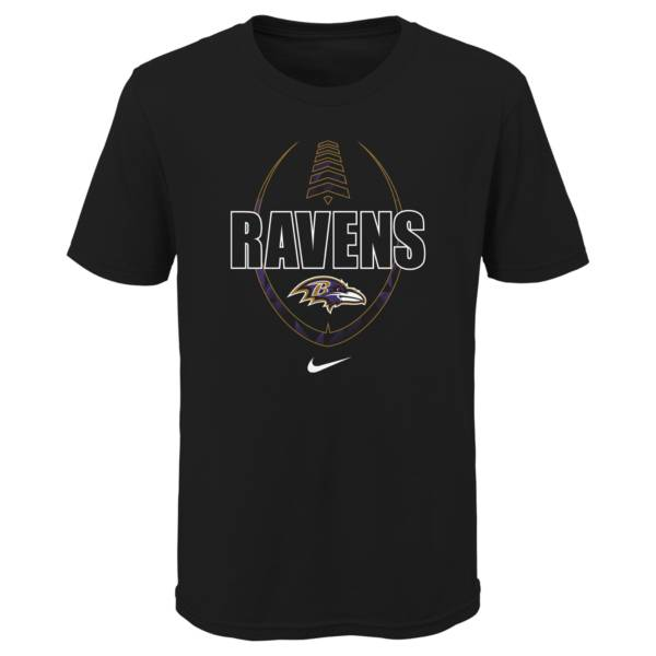 Nike Youth Baltimore Ravens Icon T-Shirt product image