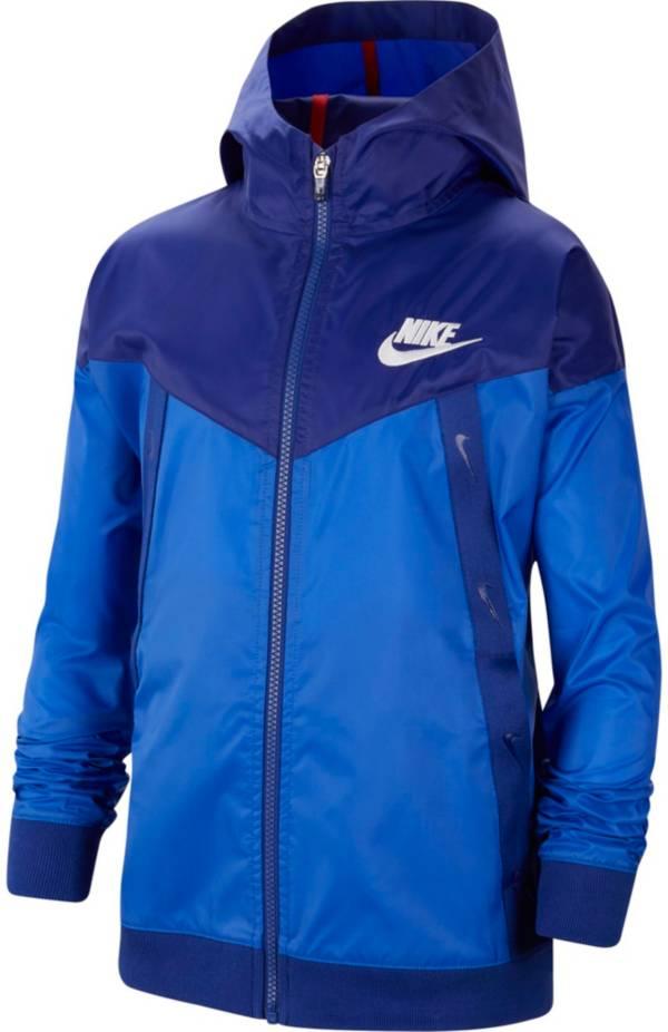 Nike Boys' Sportswear Windrunner Reversible Jacket product image