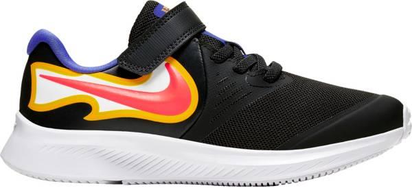 Nike Kids' Peschool Star Runner 2 Flame Running Shoes product image