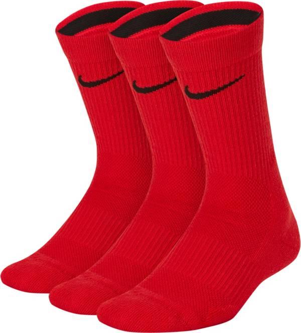Nike Youth Elite Basketball Socks – 3 Pack product image