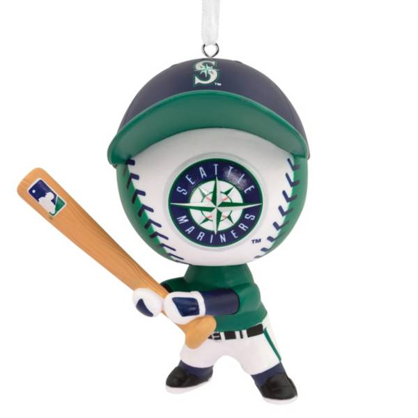 Hallmark Seattle Mariners Bouncing Body Ornament product image