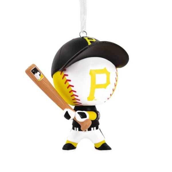 Hallmark Pittsburgh Pirates Bouncing Body Ornament product image