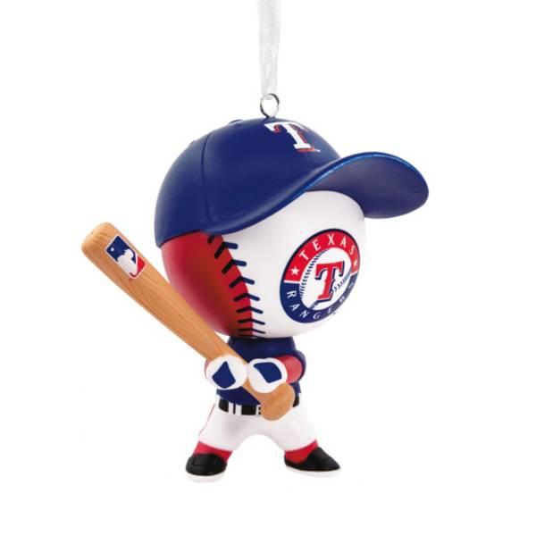 Hallmark Texas Rangers Bouncing Body Ornament product image