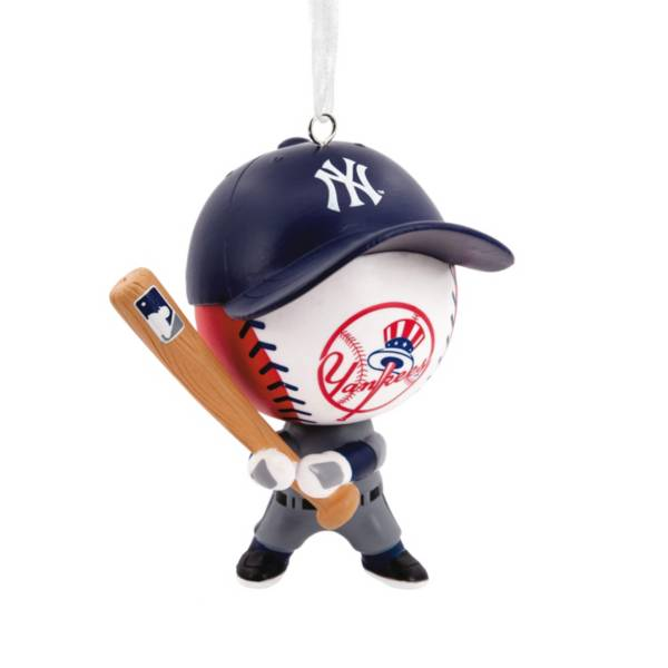 Hallmark New York Yankees Bouncing Body Ornament product image