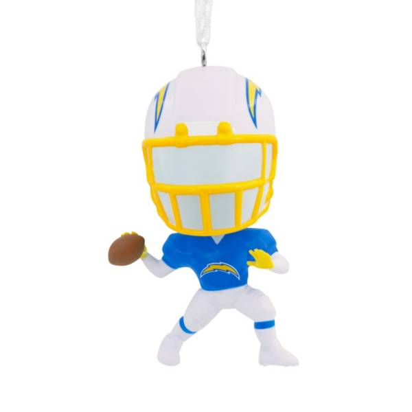 Hallmark Los Angeles Chargers Bouncing Body Ornament product image