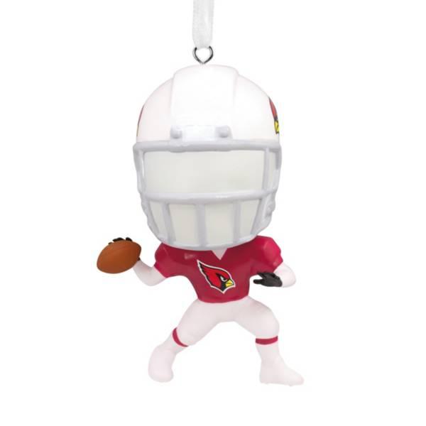 Hallmark Arizona Cardinals Bouncing Body Ornament product image