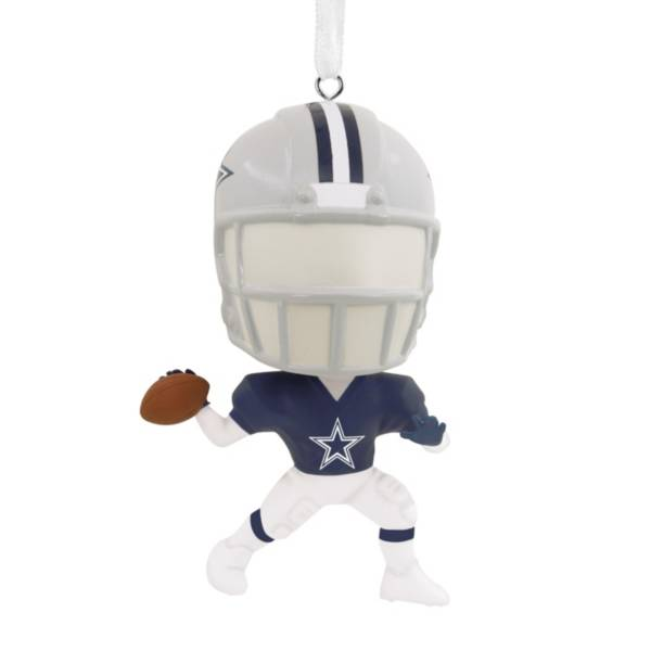 Hallmark Dallas Cowboys Bouncing Body Ornament product image