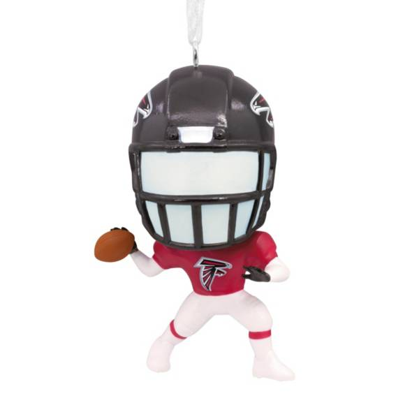 Hallmark Atlanta Falcons Bouncing Body Ornament product image