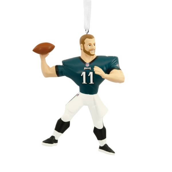 Hallmark Philadelphia Eagles Carson Wentz Ornament product image