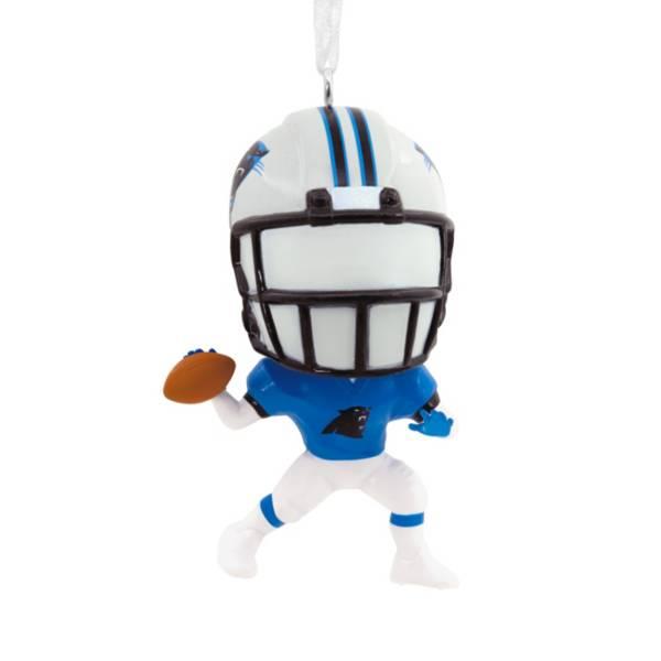 Hallmark Carolina Panthers Bouncing Body Ornament product image