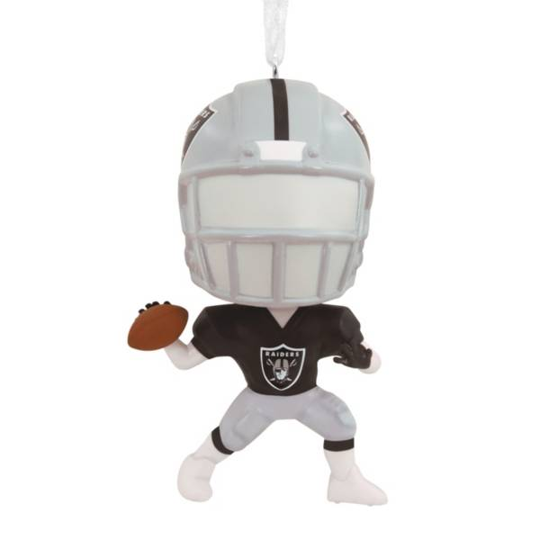 Hallmark Oakland Raiders Bouncing Body Ornament product image