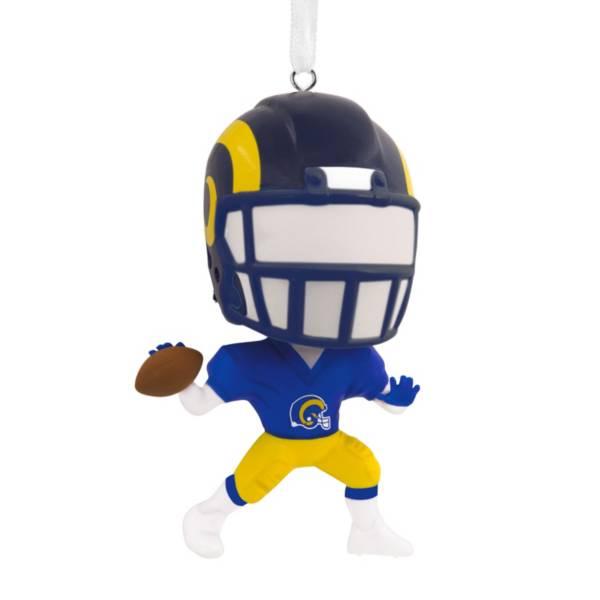 Hallmark Los Angeles Rams Bouncing Body Ornament product image