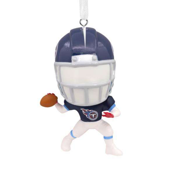 Hallmark Tennessee Titans Bouncing Body Ornament product image