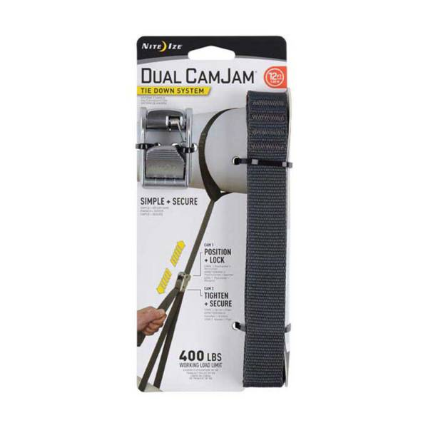 NiteIze Dual CamJam 12' Tie Down System product image