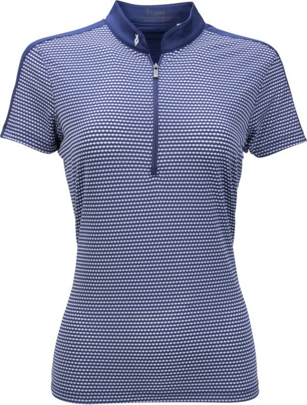 Nancy Lopez Women's Flex Golf Polo product image