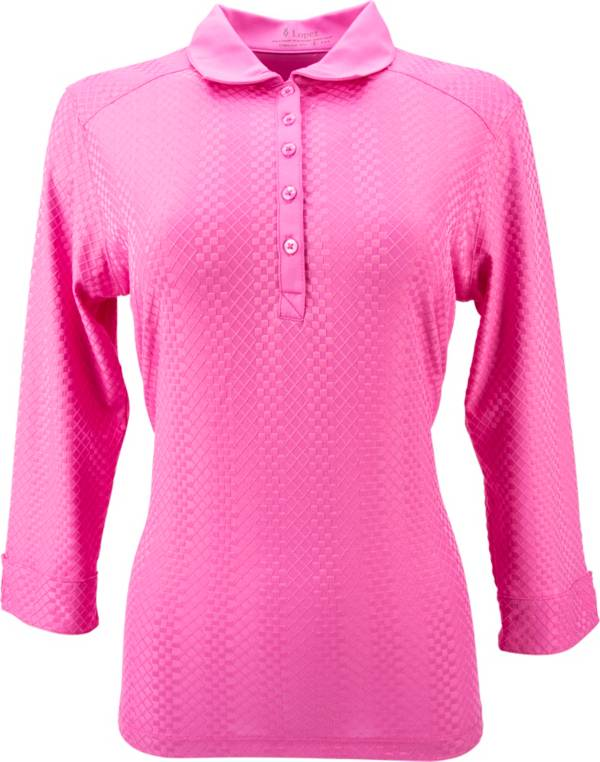 Nancy Lopez Women's Grace 3/4 Sleeve Polo product image