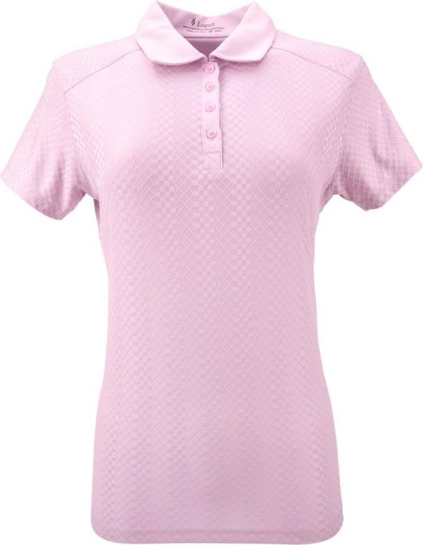 Nancy Lopez Women's Grace Golf Polo product image