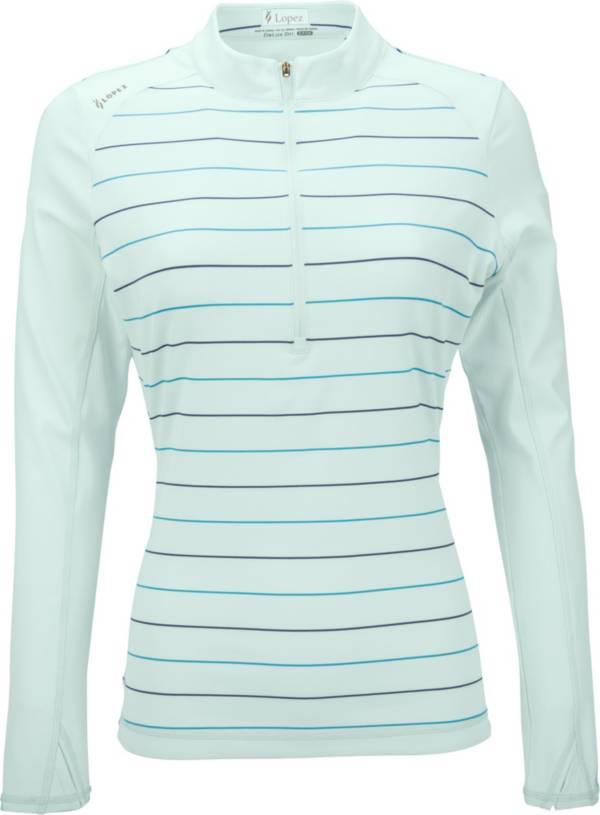 Nancy Lopez Women's Joy ½ Zip Golf Pullover product image