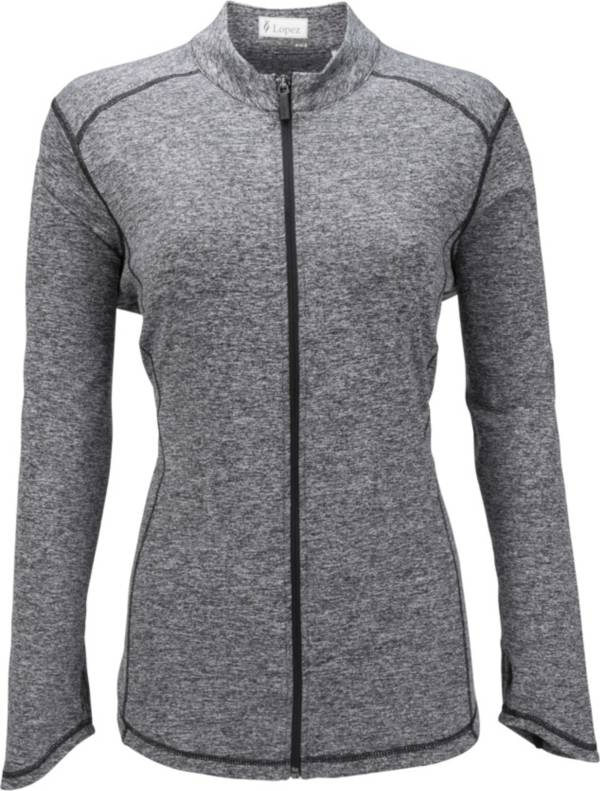 Nancy Lopez Women's Jazzy Full Zip Golf Jacket – Extended Sizes product image