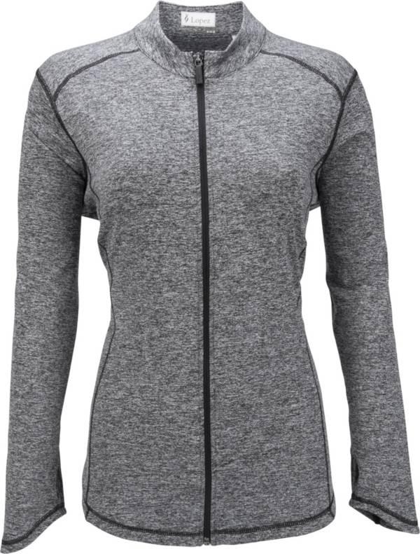 Nancy Lopez Women's Jazzy Full Zip Golf Jacket product image