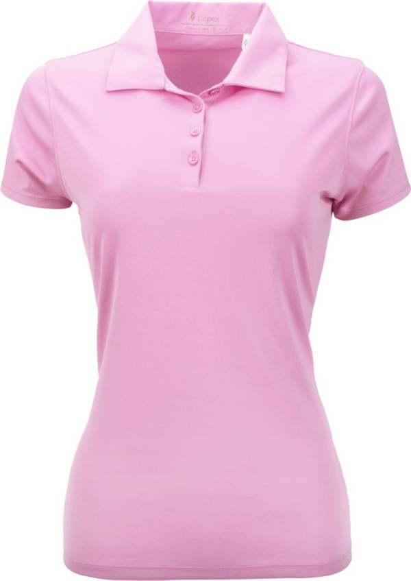 Nancy Lopez Women's Legacy Short Sleeve Polo product image