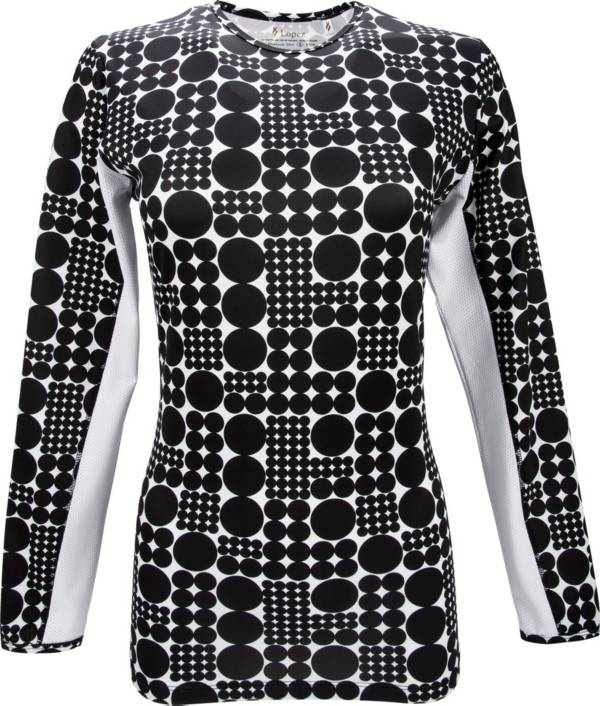 Nancy Lopez Aspiration Long Sleeve Shirt product image
