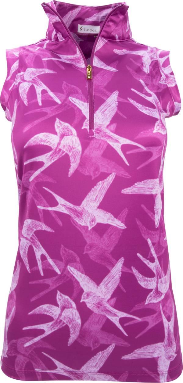 Nancy Lopez Soar Sleeveless Polo product image