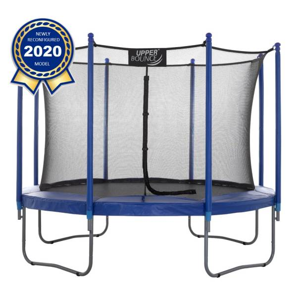 Upper Bounce 10-Foot Round Trampoline Set product image