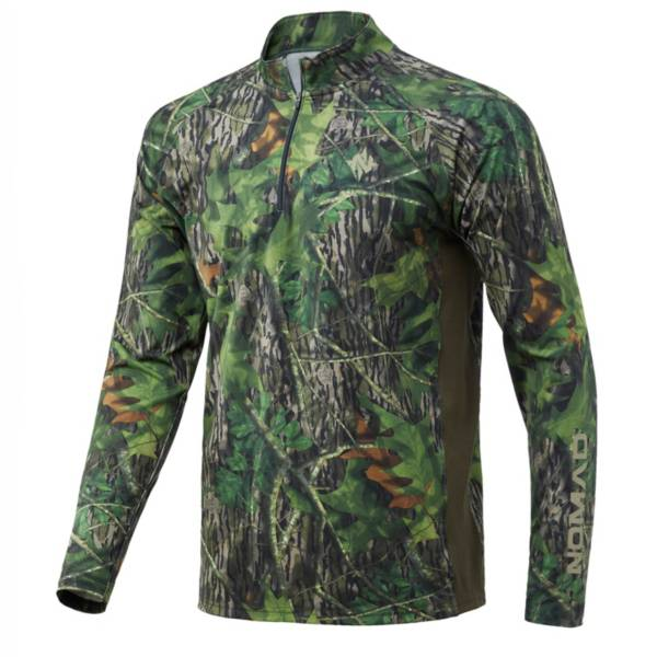 Nomad Men's Pursuit Long Sleeve ¼ Zip Pullover product image