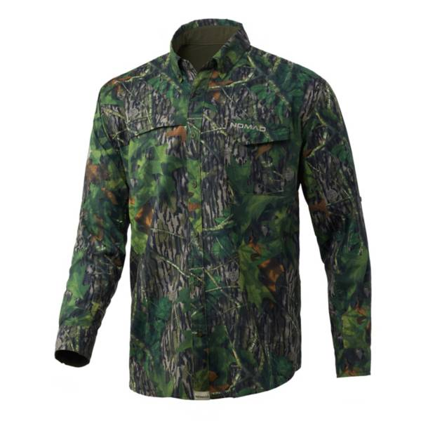 Nomad Stretch-Lite Long Sleeve Hunting Shirt product image