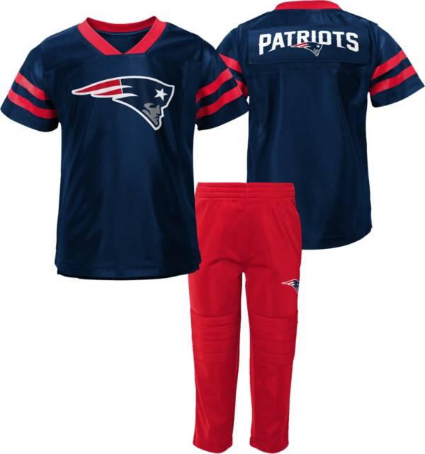 NFL Team Apparel Infant's New England Patriots Training Camp Set product image