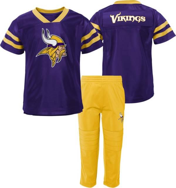 NFL Team Apparel Infant's Minnesota Vikings Training Camp Set product image